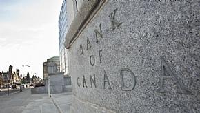 Банк Канады оставил процентную ставку на прежнем уровне