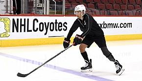 Потерявший ногу канадский хоккеист стал скаутом одного из клубов НХЛ