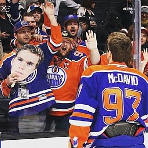 Коннор Макдэвид стал самым ценным игроком НХЛ