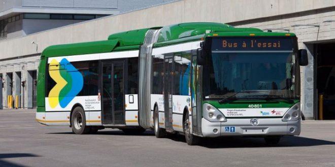 STM приобретет 40 дополнительных электрических автобусов