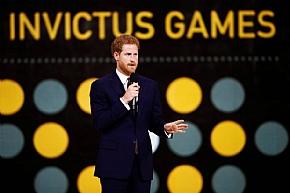 На открытии Invictus Games принц Гарри и Джастин Трюдо поблагодарили участников за мужество