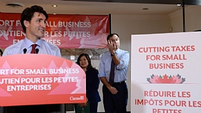 Ставку налогообложения малого бизнеса в Канаде урежут до 9%