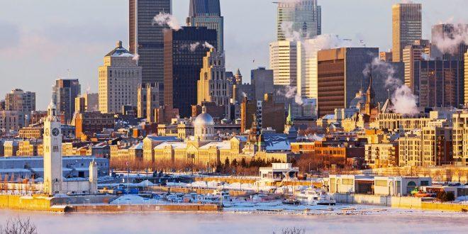 Некоторые школы Монреаля закрыты из-за погодных условий