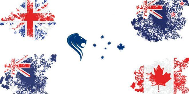 Канада, Австралия, Великобритания и Новой Зеландия будут создавать свободную зону торговли