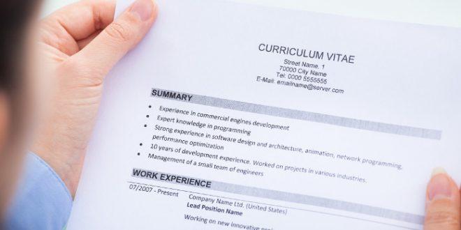 Какую информацию кадровики хотят видеть в CV?