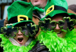 Парад Святого Патрика лишился 50000 зрителей из-за холода