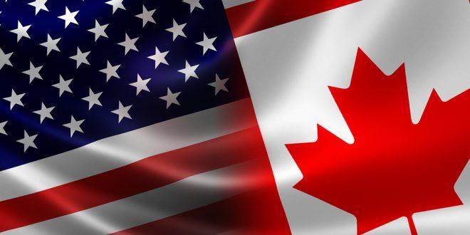 Бегунья незаконно пересекла границу Канады и США