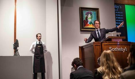 Французский магнат Патрик Драи купил аукционный дом Sotheby's