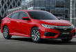 Honda Civic самый популярный автомобиль в Квебеке
