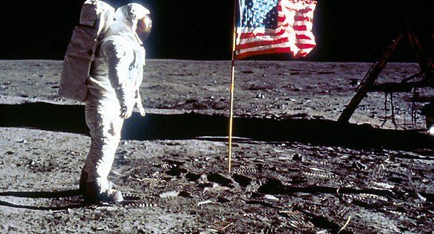 Видео первых шагов человека по Луне продано на акционе Sotheby's