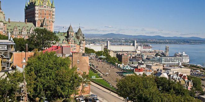 Квебек-Сити вновь стал лидером рейтинга лучших туристических направлений в Канаде