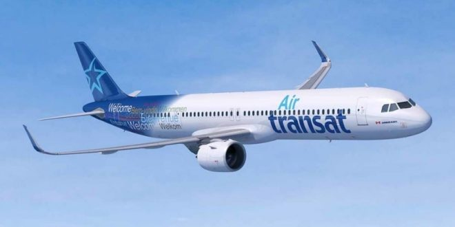 Акционеры Air Transat большинством голосов приняли предложение Air Canada о покупке