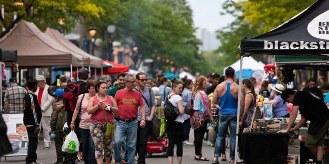 Куда пойти в Монреале: распродажи и гуляния на бульваре Saint-Laurent
