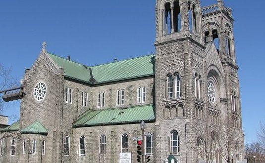 Парк церковной недвижимости Квебека стремительно сокращается