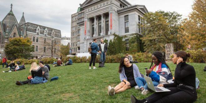 UDEM и McGill вошли в топ-5 лучших университетов Канады