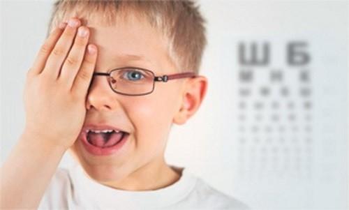 Власти напомнили, что готовы возместить часть расходов на очки для несовершеннолетних