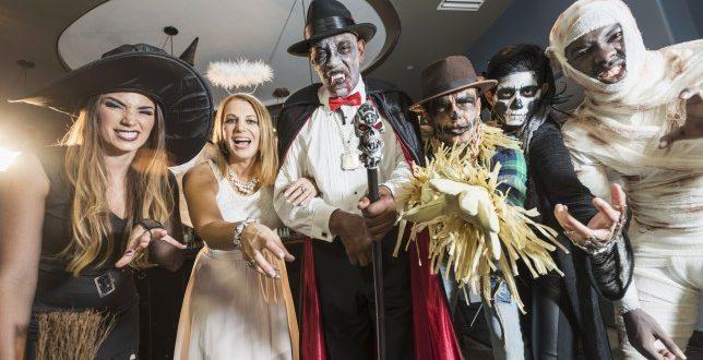 Где отметить Хэллоуин: фестиваль страха в Mascouche