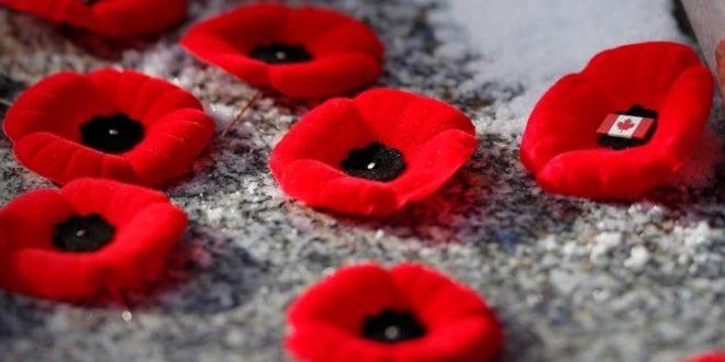 Канадцы отметили День памяти