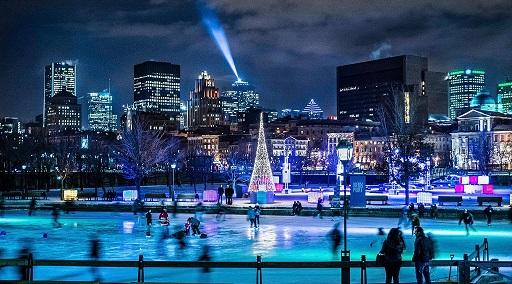Праздничный Монреаль: ярмарка, дегустации и фейерверки в Старом городе