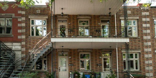 В Квебеке растут продажи небольших многоквартирных домов