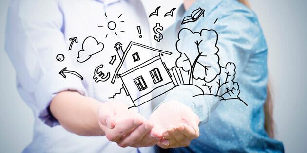 Многие канадцы 23-38 лет считают покупку дома несбыточной мечтой