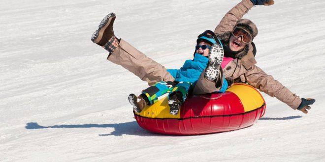 16 декабря открываются горки в парке Mont Royal