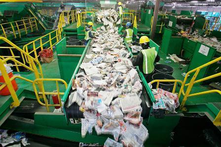 Монреальский завод по переработке отходов закрывается