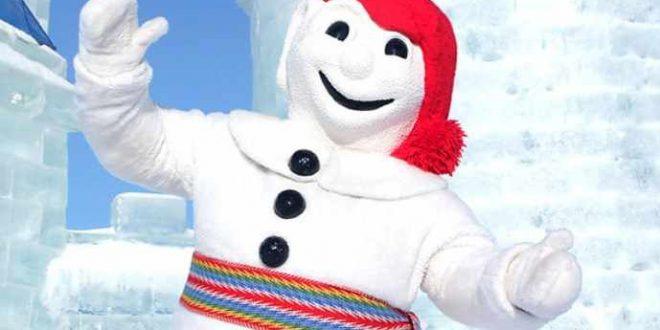 Осталось меньше двух недель до открытия традиционного Квебекского Карнавала