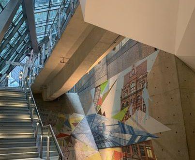 Часть монреальского подземного города превращается в 4-километровое шоу