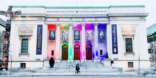 Montreal Museum of Fine Arts откроется 6 июня