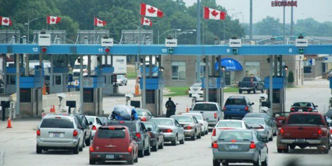 США давят на Канаду, требуя открыть границу