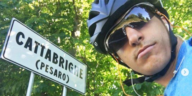 Из-за отмены авиарейсов греческий студент 48 дней добирался домой на велосипеде
