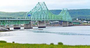 Жители Квебека и Нью-Брансуика смогут делать короткие поездки между провинциями без обязательной изоляции