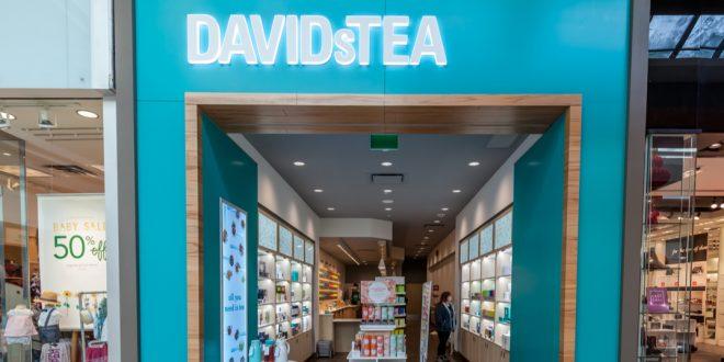DavidsTea закрывает более 80 магазинов по всей Канаде