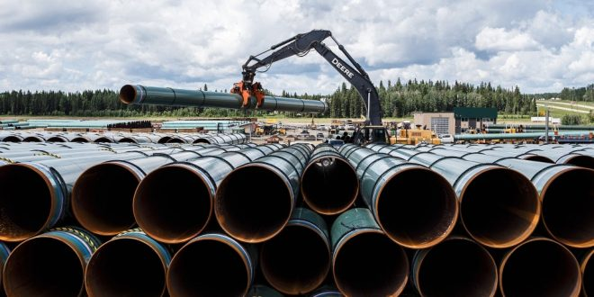Верховный суд отклонил апелляцию представителей коренных народов на утверждение трубопровода Trans Mountain