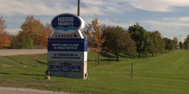 Nestle продаёт бренд Pure Life