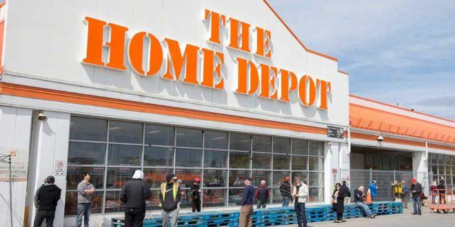 Бизнесы Канады. Home Depot