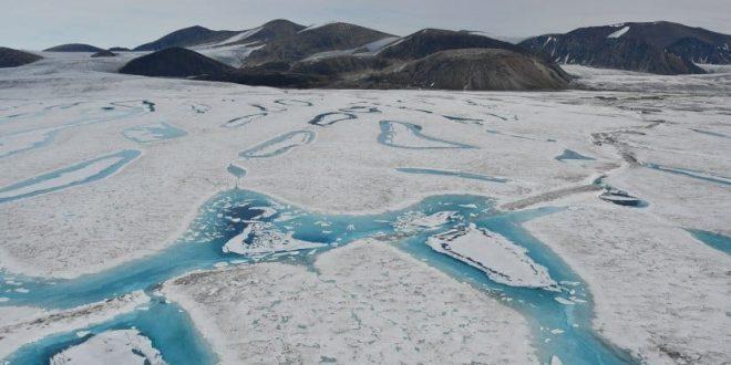 Разрушился последний в Канаде шельфовый ледник