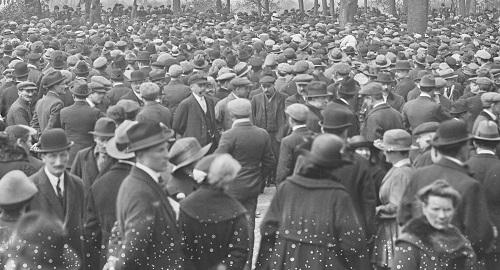 Быт канадского рабочего в XIX веке