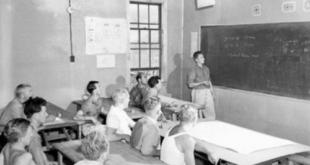 немецкие пленные в лагере