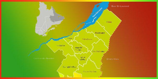 Монреаль улетает из зелёной зоны в оранжевую всего за неделю
