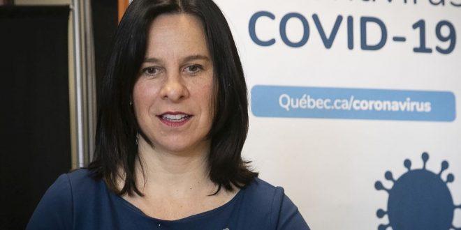 Городские власти обеспокоены эпидемиологической ситуацией в Монреале