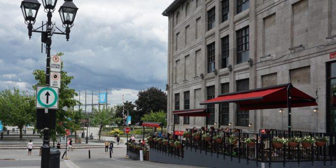 Рестораны и бары Монреаля закрываются почти до конца октября