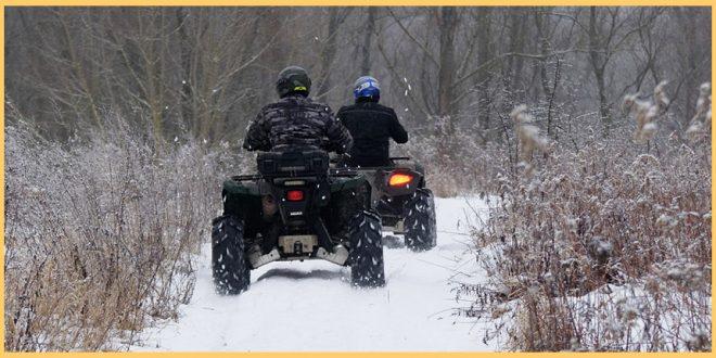 «Вечеринка окончена» — Квебек ужесточает правила эксплуатации квадроциклов и снегоходов