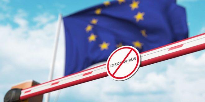Страны Евросоюза закрываются для канадцев