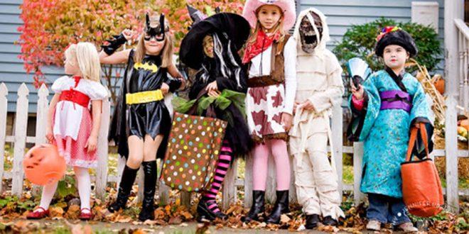 Школы Квебека готовят сюрпризы для детей на Хэллоуин