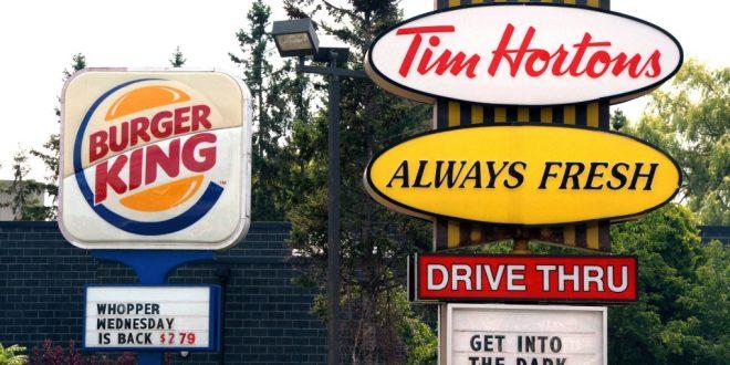 Restaurant Brands International сообщает о снижении прибыли и продаж за третий квартал