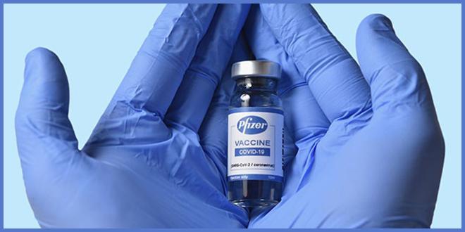 Отчёт о вакцинации