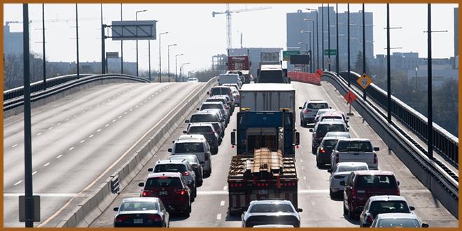 Бессмысленные и нерентабельные: Оттава убирает пропускные пункты на мостах с Гатино