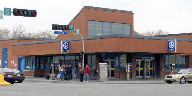 Станция метро Côte-Vertu закрывается на ремонт